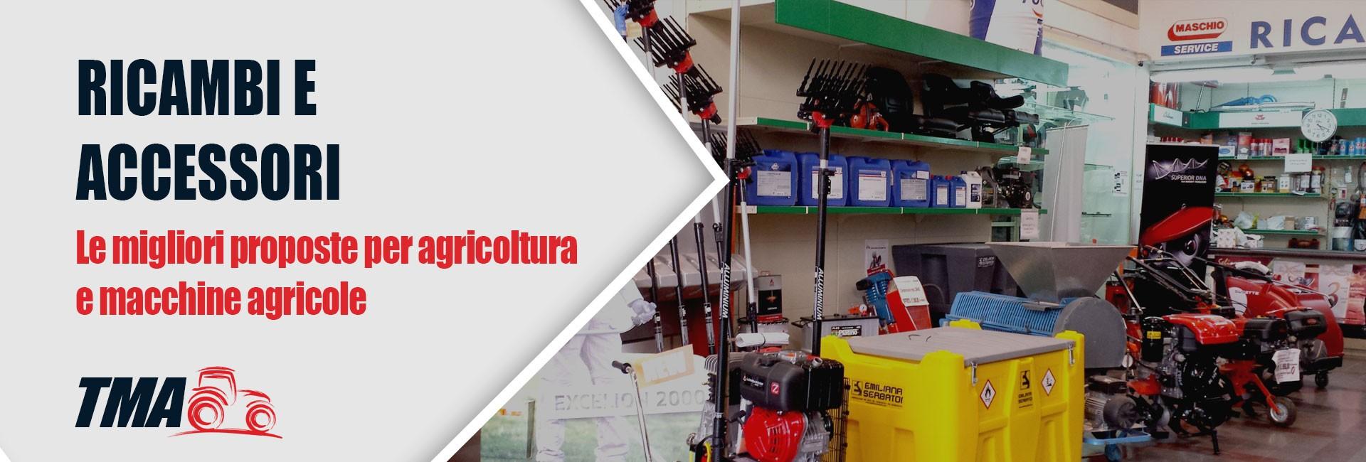 Accessori per officina meccanica, alberi cardanici, materiale elettrico e molto altro